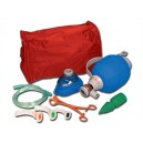 INSUFFLATEUR AMBU® MARK IV - adulte, avec SAC DE KIT