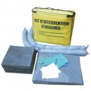 Kit d'intervention d'urgence 25 L